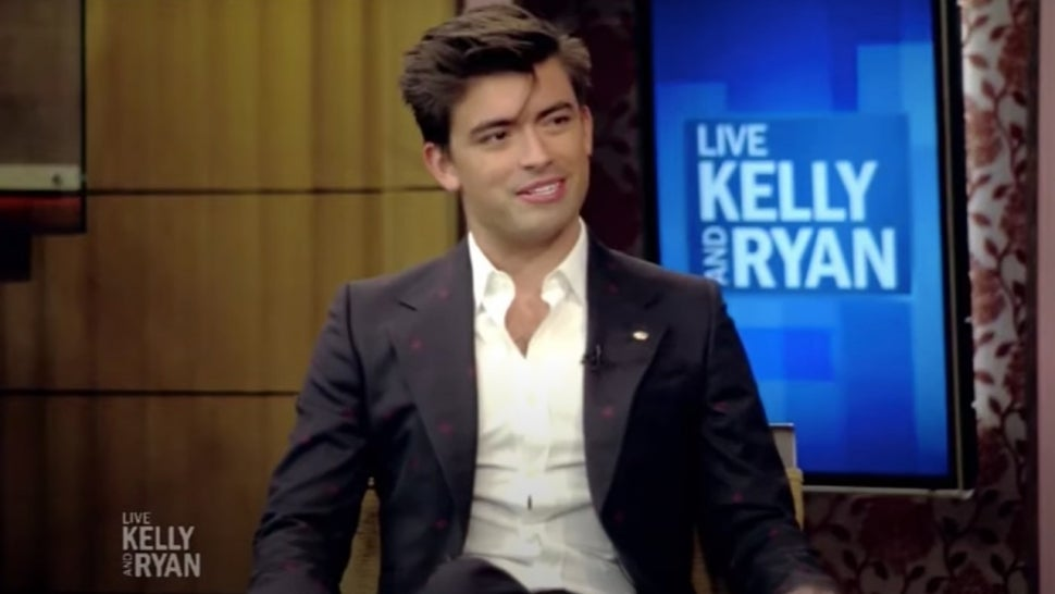 Kelly Ripa's Son Michael Consuelos Shares Family Secrets While on 'Live With Kelly and Ryan'.jpg