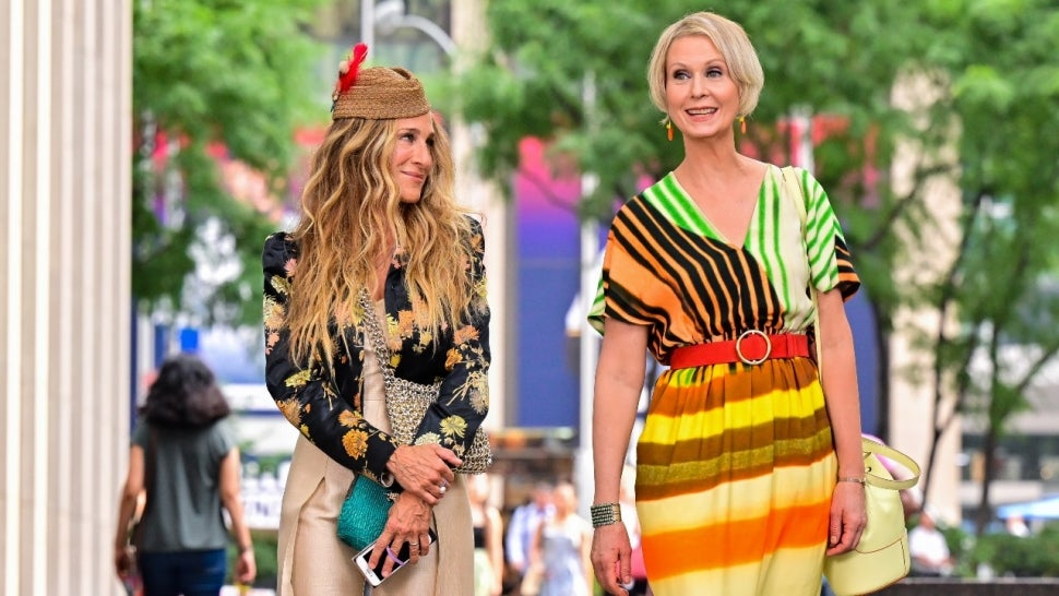 Sarah Jessica Parker and Cynthia Nixon Reminisce Over Throwback of Them Working Together as Teens.jpg