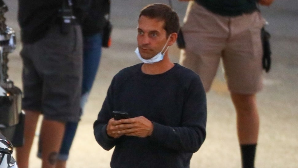 Tobey Maguire Films First Movie Since 2014 With Brad Pitt and Margot Robbie.jpg