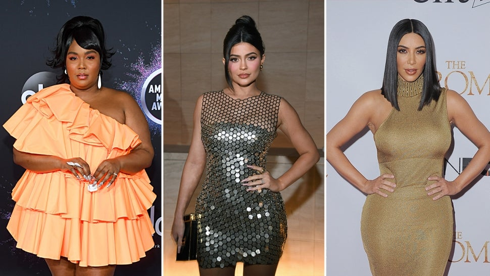 Bodysuits Lizzo, Kylie Jenner and Kim Kardashian Love -- Shop Styles for Working Out, Lounging and More.jpg