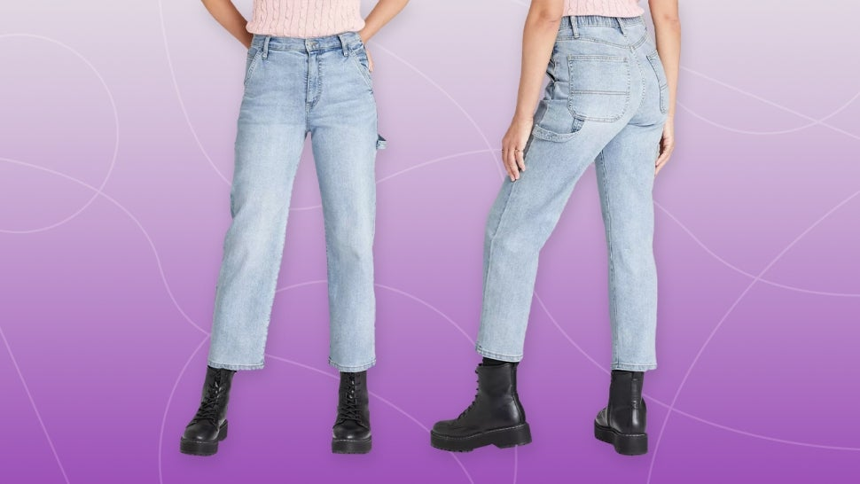 These $25 Jeans Are Getting So Much Love on TikTok.jpg
