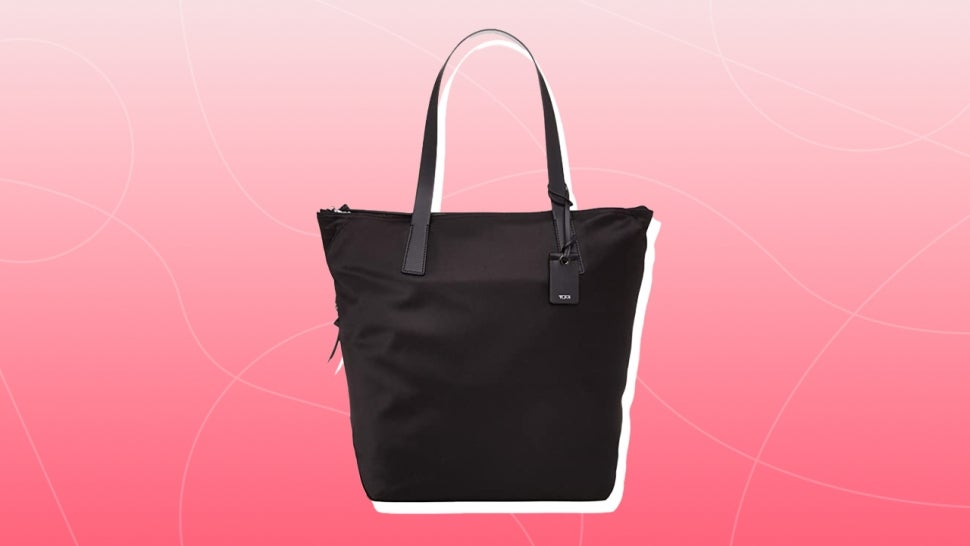This Tumi Tote Is Perfect For Heading Back to the Office -- and It's 40% Off on Amazon.jpg