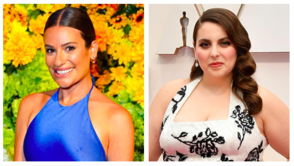Beanie Feldstein Didn't Understand Why Lea Michele Started Trending When She Landed 'Funny Girl' Role.jpg
