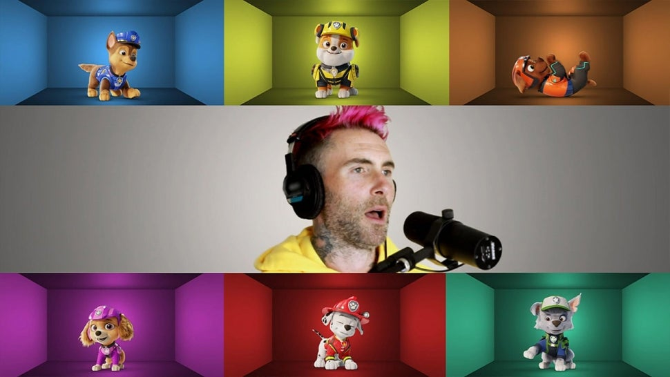 Adam Levine Says He Wants to Be a Hero to His Kids in 'Paw Patrol: The Movie'.jpg
