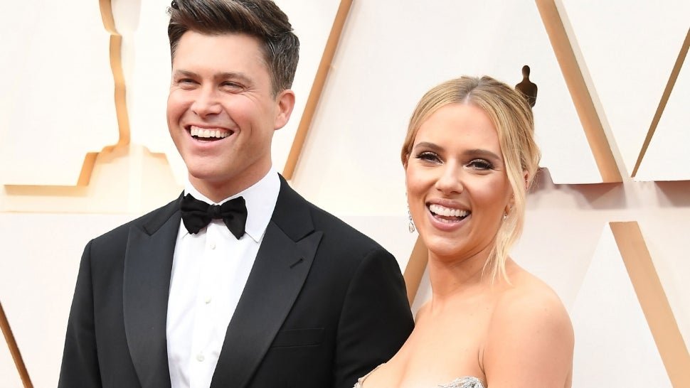 Colin Jost's Mom Didn't Want Him and Scarlett Johansson to Name Their Son Cosmo.jpg