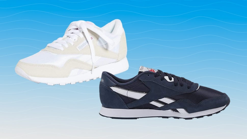 These Reebok Classic Sneakers Have Rave Reviews on Amazon -- and They're on Sale.jpg