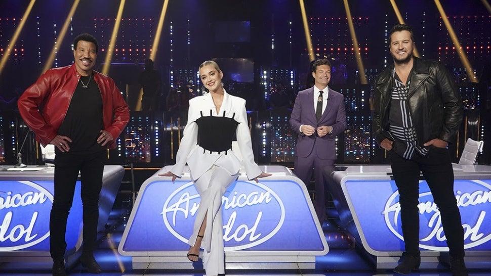 Ryan Seacrest, Katy Perry, Lionel Richie and Luke Bryan Set to Return for Season 20 of 'American Idol'.jpg