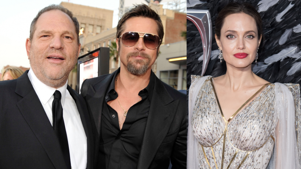 Angelina Jolie Says She 'Fought' With Brad Pitt Over Him Working With Harvey Weinstein.jpg