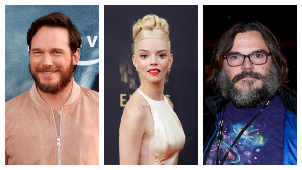 Chris Pratt, Anya Taylor-Joy, Jack Black and More to Star in Super Mario Bros. Animated Film.jpg