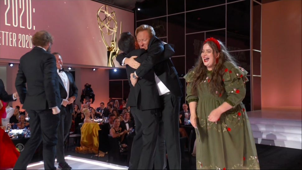Emmys 2021: Conan O'Brien Crashes the Stage During Stephen Colbert's Win.jpg