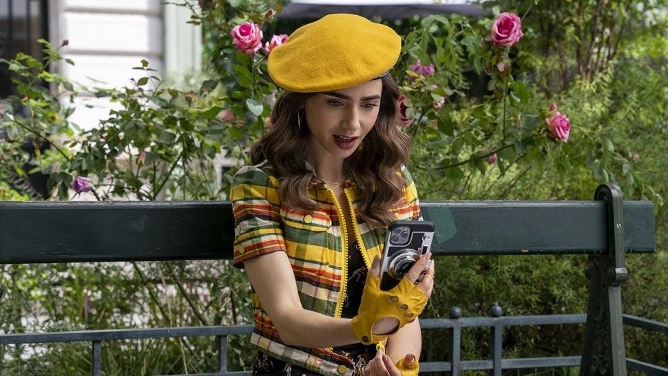 'Emily in Paris' Sets Season 2 Premiere Date: Watch the First Teaser.jpg