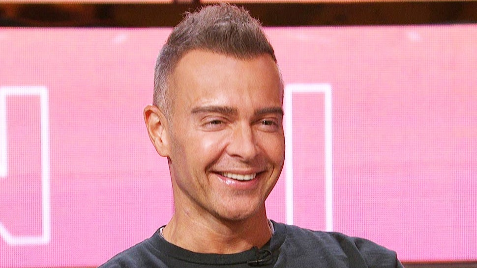 Joey Lawrence Recalls Making Real-Life Love Connection With Fiancée Samantha Cope on Set (Exclusive).jpg