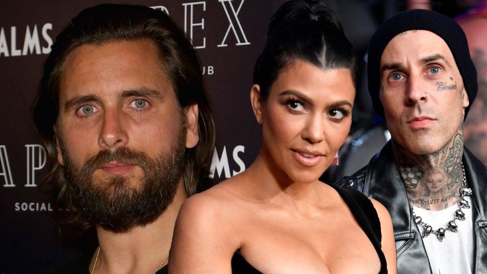 Scott Disick Is 'Stewing' Over Kourtney Kardashian and Travis Barker's Engagement, Source Says.jpg