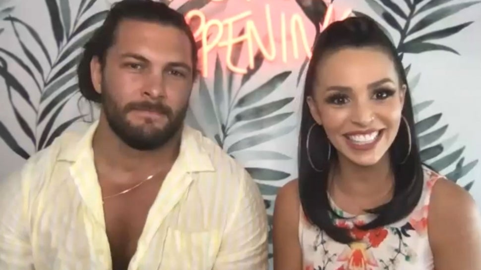 'Vanderpump Rules': Scheana and Brock on Bringing Their Relationship to TV and Battling Lala (Exclusive).jpg