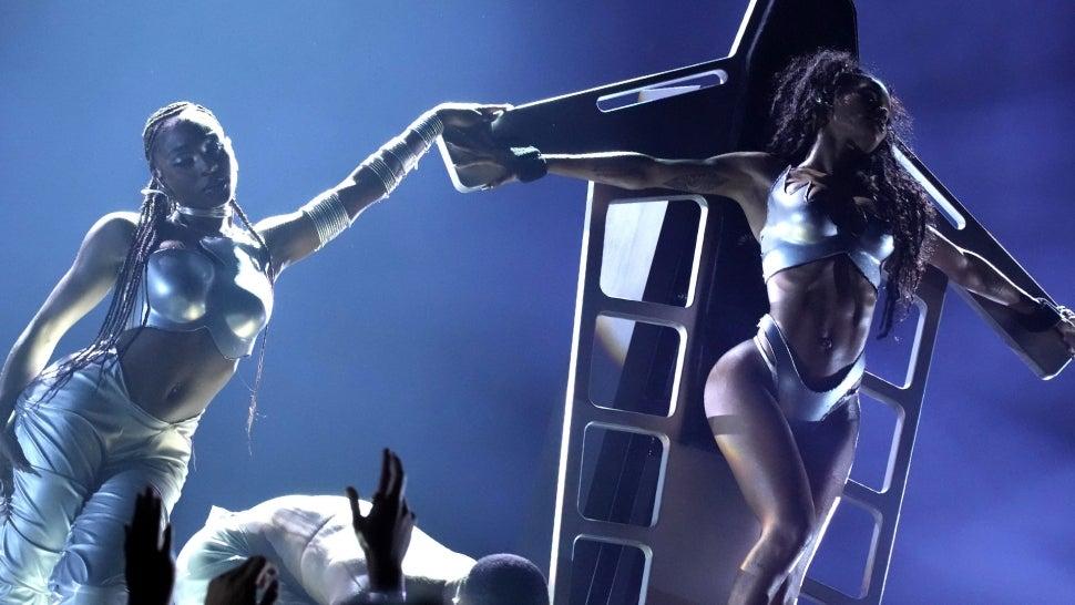 VMAs 2021: Normani's 'Wild Side' Performance Tributes Aaliyah, TLC and Janet Jackson.jpg
