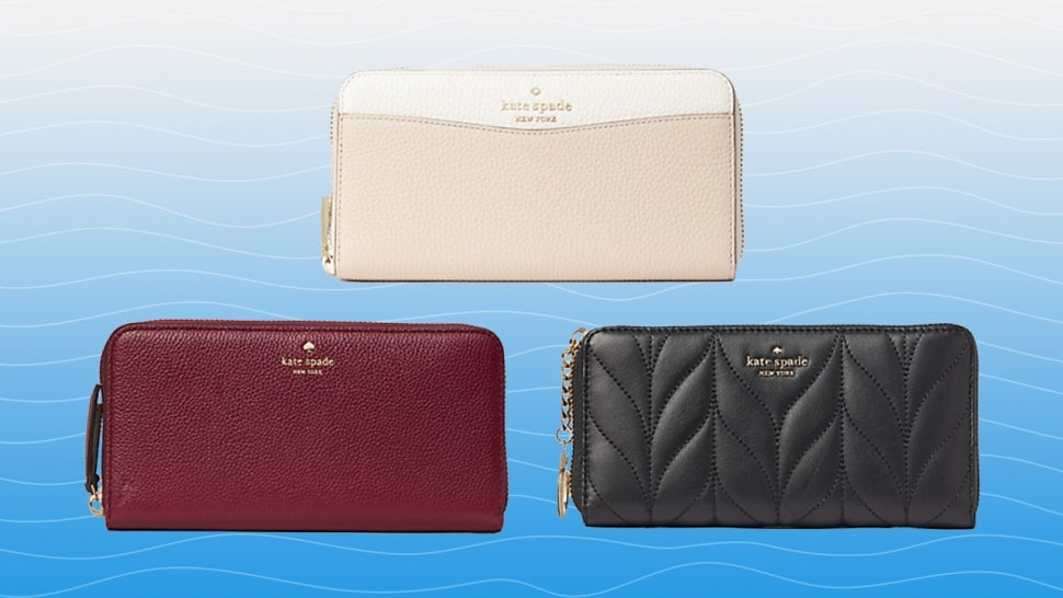 Kate Spade Surprise Deal: Bestselling Wallets Are Only $79 Today.jpg
