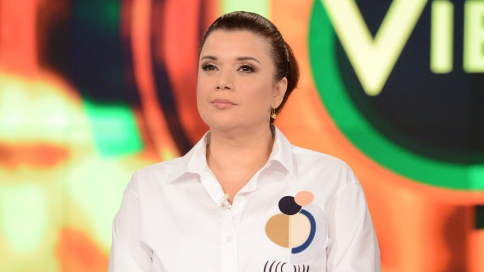 'The View' Co-Host Ana Navarro Says She Had a 'False Positive' COVID Test While on the Air.jpg
