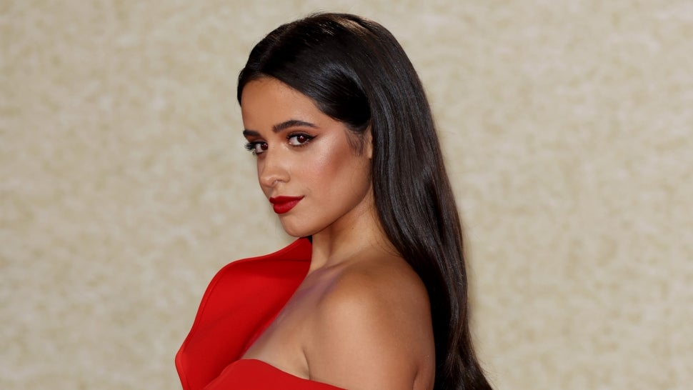 Camila Cabello Sizzles in Cherry Red Mini Dress at 2021 Billboard Latin Music Awards.jpg
