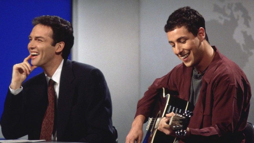 Adam Sandler, Conan O'Brien and More Stars Pay Tribute to Late 'SNL' Alum Norm Macdonald.jpg