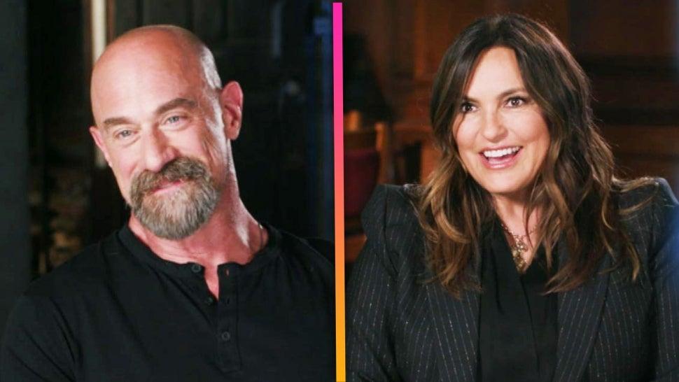 Chris Meloni and Mariska Hargitay Tease 'Bensler' Romance in New Season of 'SVU'.jpg