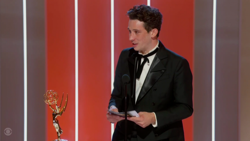 'The Crown's Josh O'Connor Thanks 'Force of Nature' Emma Corrin While Accepting Lead Actor Emmy.jpg