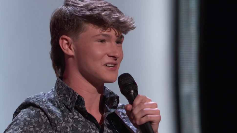 'The Voice' Sneak Peek: Country Singer Carson Peters Gets a 4-Chair Turn -- But Is Blake Shelton a Sure Thing?.jpg
