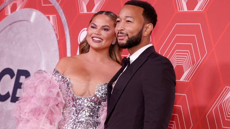 Chrissy Teigen and John Legend Go Glam at the 2021 Tony Awards - Plus More Standout Looks!.jpg