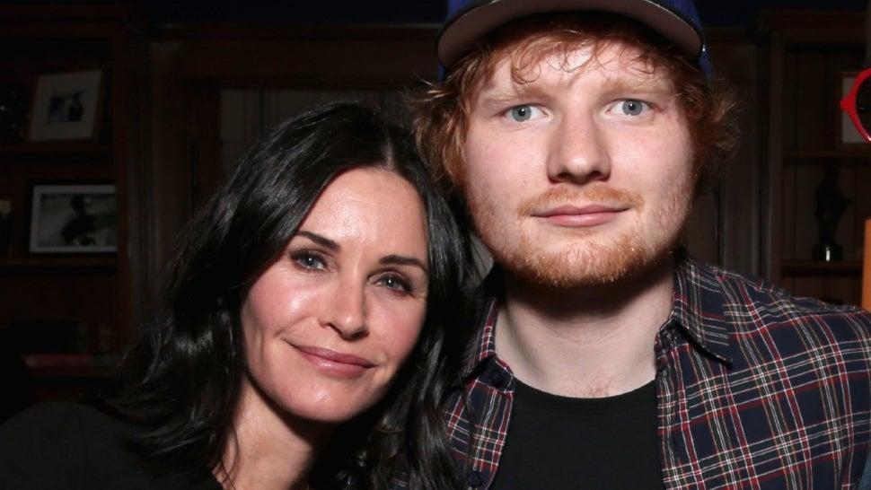 Ed Sheeran Reveals Courteney Cox Sings on His New Album (Exclusive).jpg