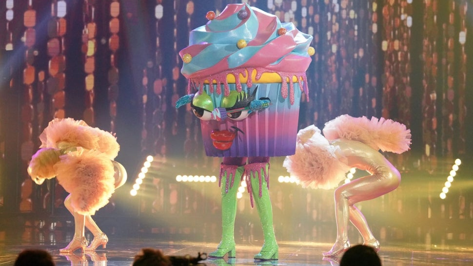 'The Masked Singer': The Cupcake Crumbles in Week 5 -- See the Music Legend Inside the Colorful Costume!.jpg