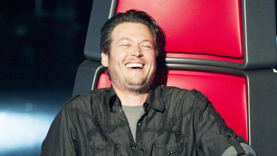 'The Voice' 500th Episode Flashback: See Blake Shelton and Carson Daly Ahead of the 2011 Premiere.jpg