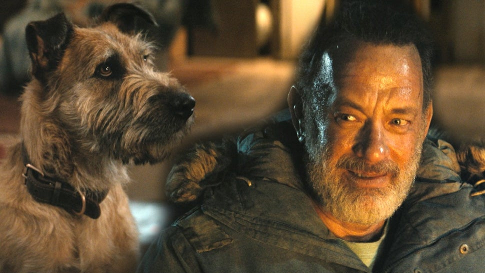 Tom Hanks Reflects on Having Only a Dog and a Robot as Co-Stars in 'Finch' (Exclusive).jpg