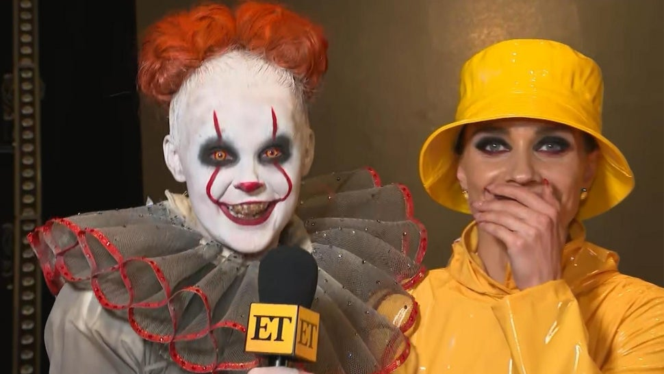 'DTWS': JoJo Siwa Breaks Down Her Pennywise Costume and Gushes Over Jenna Johnson (Exclusive).jpg