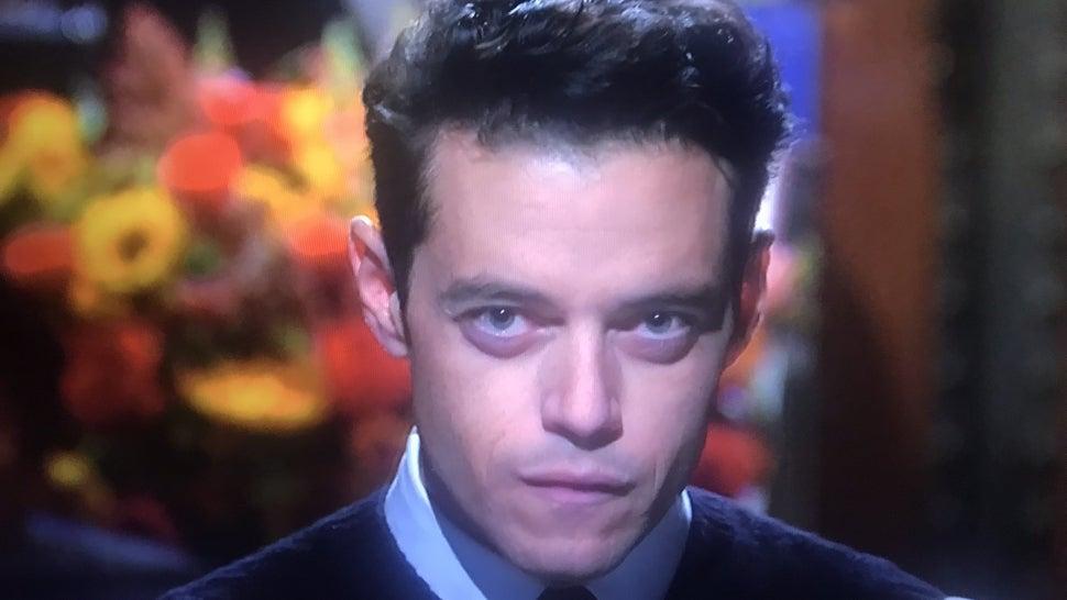 'SNL': Rami Malek Feels For Movie Villains In Debut Monologue.jpg