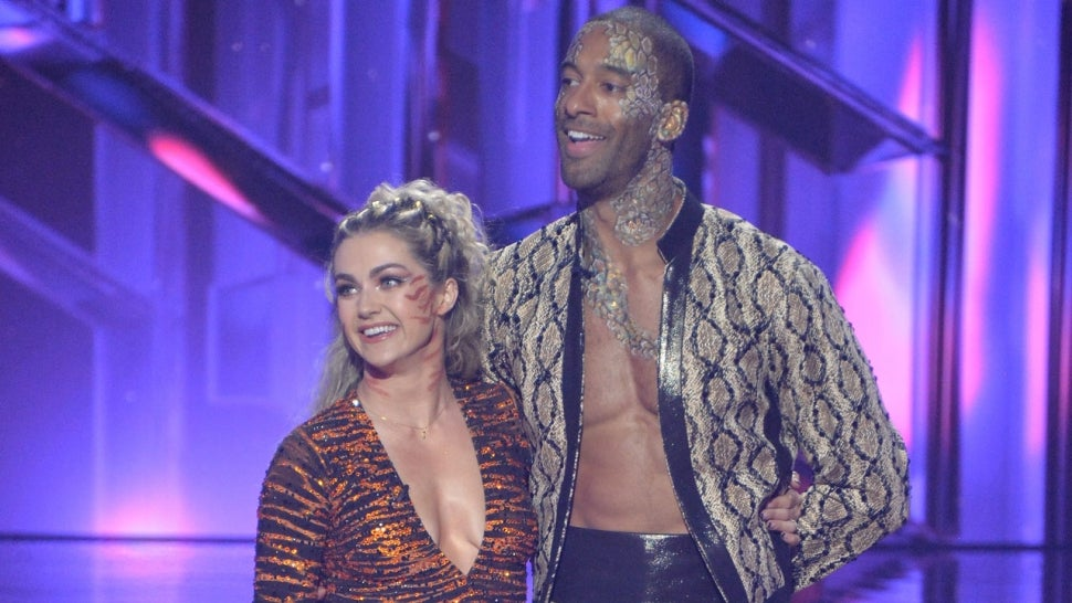 'DWTS': Matt James and Lindsay Arnold Get the Boot After Disney Night Double Elimination.jpg
