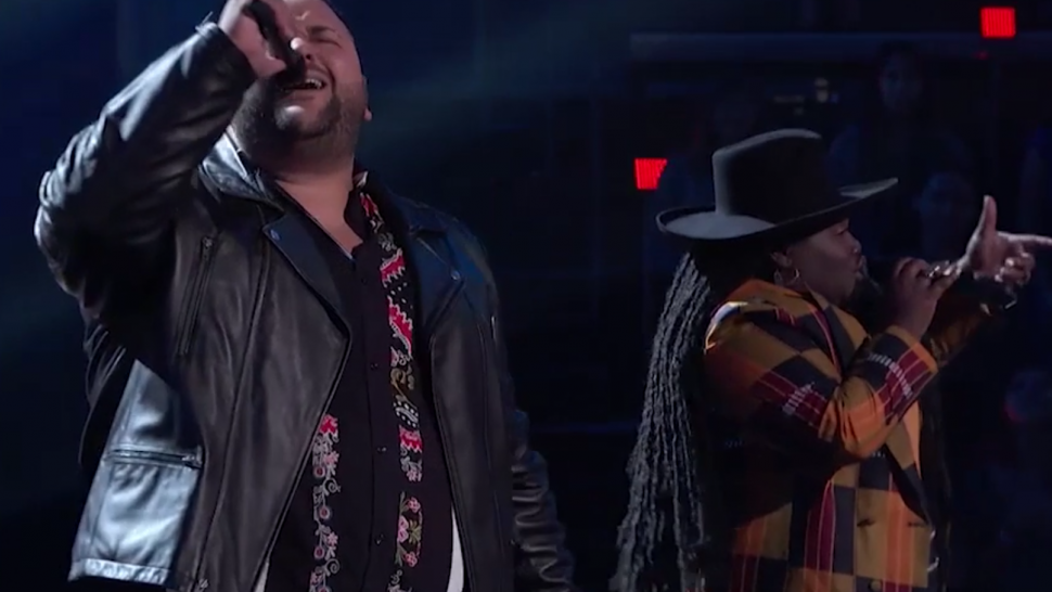 'The Voice': Jeremy Rosado and Jershika Maple's Stunning Battle Leads to a Jaw-Dropping Cliffhanger.jpg