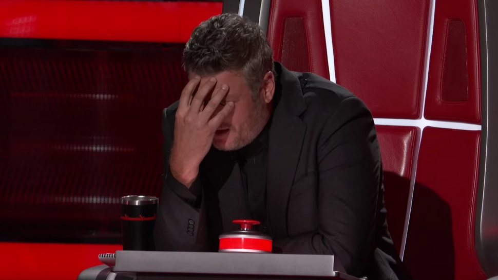 'The Voice' Sneak Peek: Blake Shelton Faces a 'Soul-Crushing' Decision in the Knockout Rounds (Exclusive).jpg