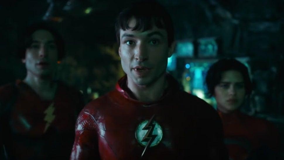 'The Flash' Teaser Trailer Teases Michael Keaton's Batman and Supergirl.jpg