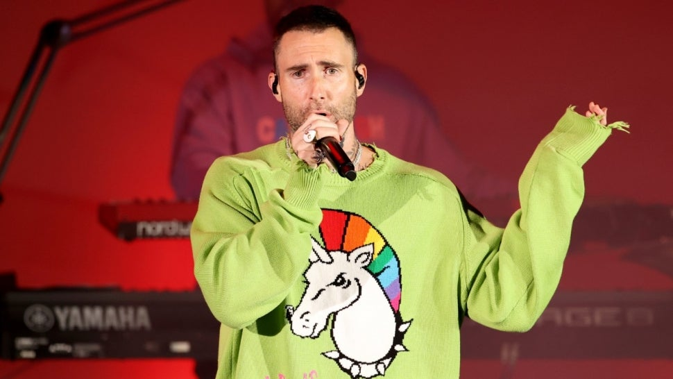 Adam Levine Has a Strong Reaction After Female Fan Jumps on Stage and Grabs Him Mid-Concert.jpg