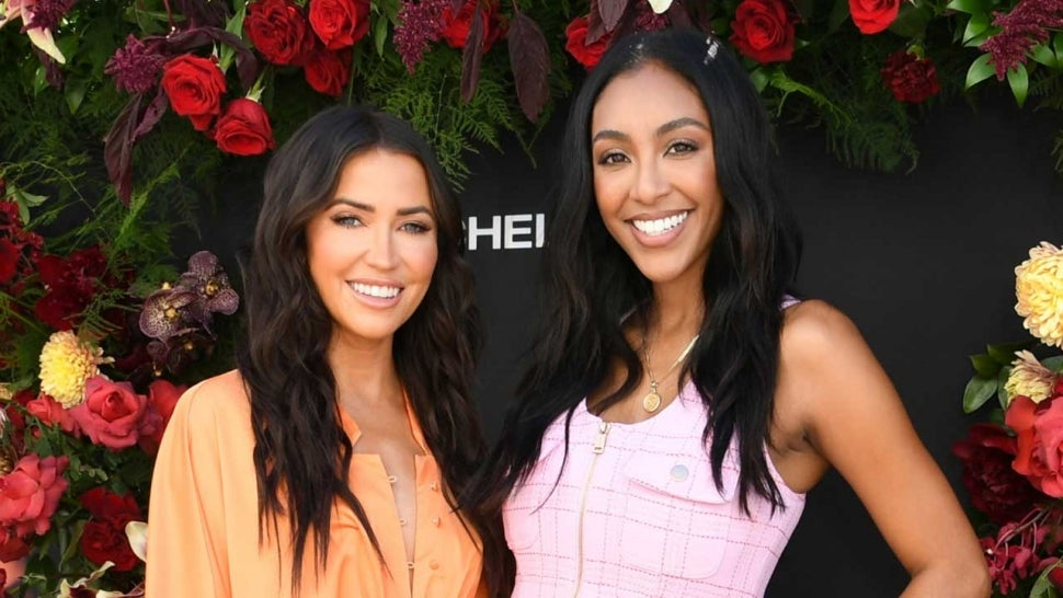 Kaitlyn Bristowe and Tayshia Adams React to Jesse Palmer Being Named Host of 'The Bachelor' (Exclusive).jpg