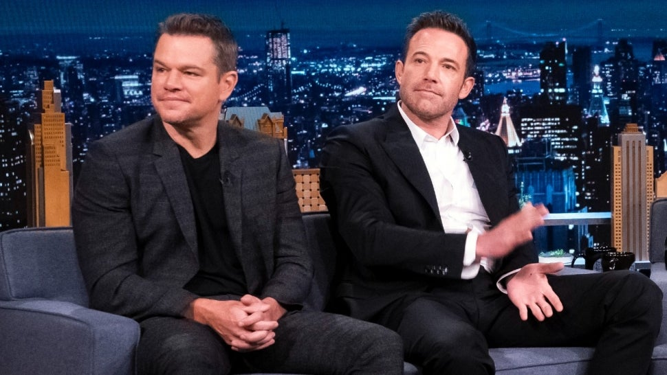 Ben Affleck and Matt Damon Share Hilarious Throwbacks of Them at 17 in Matching Puka Shell Necklaces.jpg