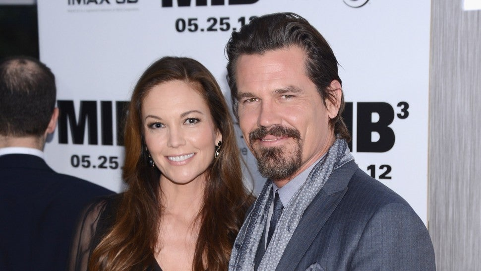 Josh Brolin Addresses Domestic Abuse Arrest While Married To Diane Lane Entertainment Tonight
