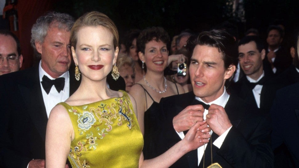 Nicole Kidman Reveals Why She Married Tom Cruise