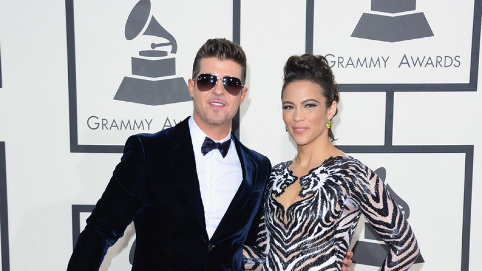 Robin Thicke And Paula Patton Reportedly Settle Long Custody Battle
