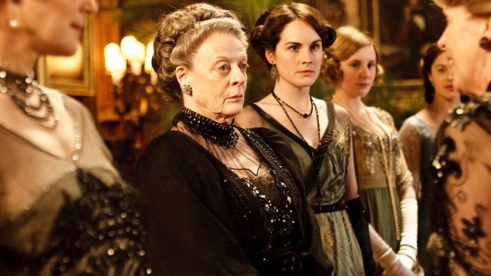 Risultati immagini per Downton Abbey