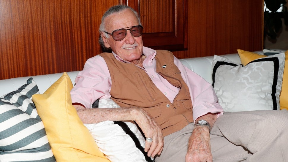 Stan Lee briefly hospitalised with chest pain