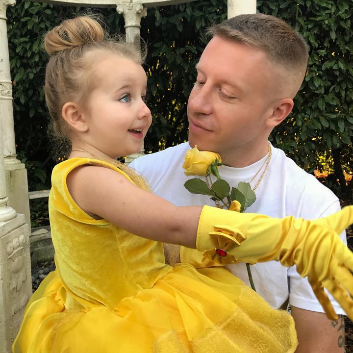 macklemores daughter halloween 2017