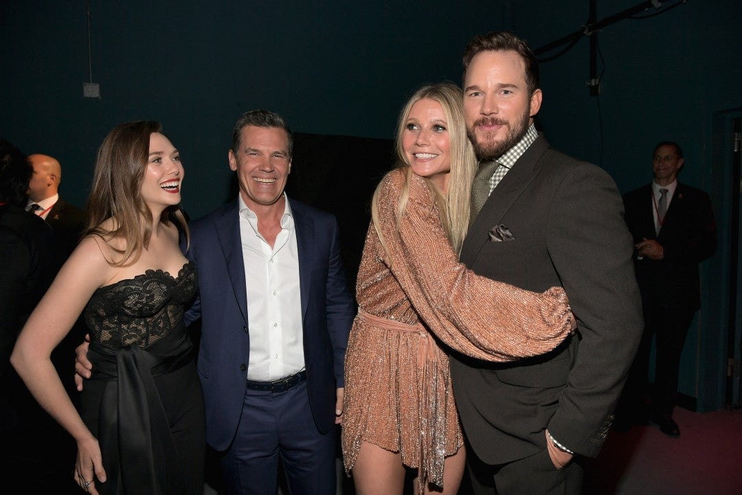 See All The Stars At The Avengers Infinity War Premiere