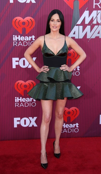 Kacey Musgraves iheartradio music awards
