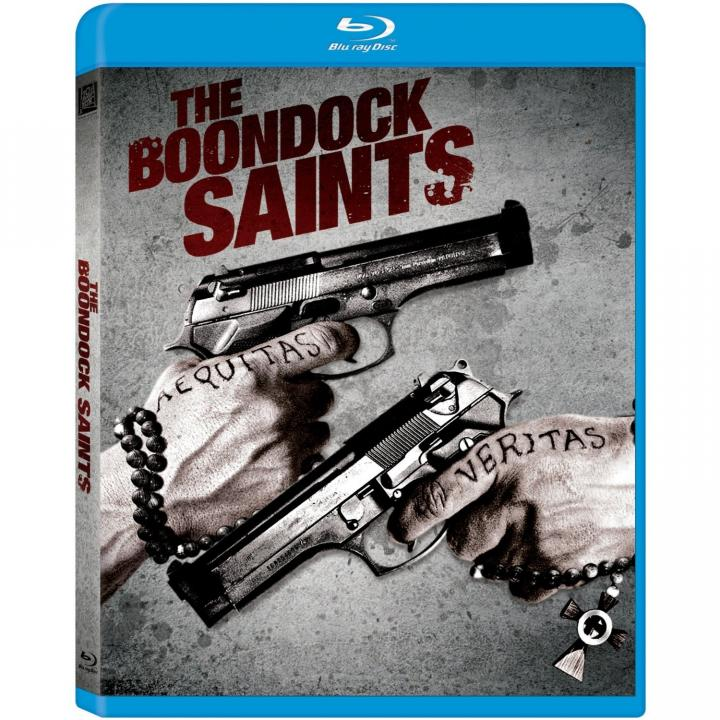 The Boondock Saints: Truth & Justice Edition' on Blu-ray