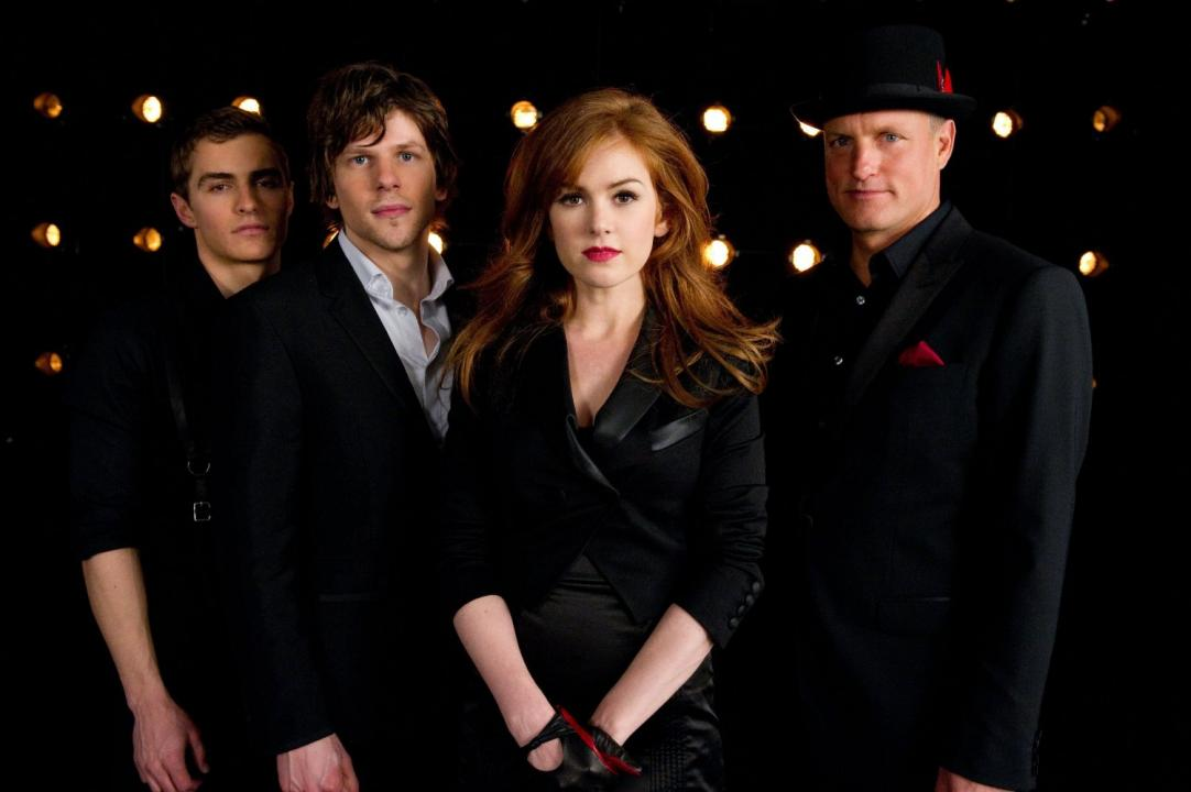 Now you see me 3 dvd release